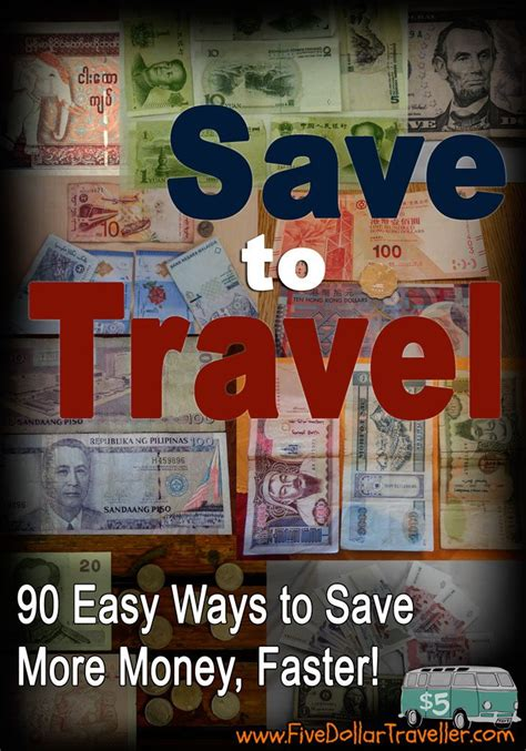 Money Saving Travel Tips For January 2007 by Free Ebook Save To Travel 90 Easy Ways To Save More