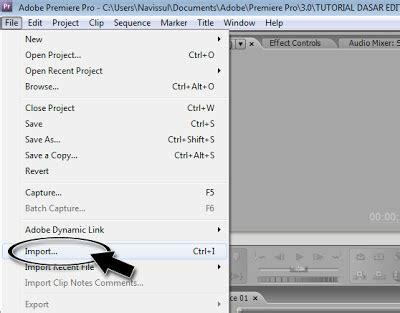 membuat opening video dengan adobe premiere wmf web quot tutorial membuat opening video dengan adobe