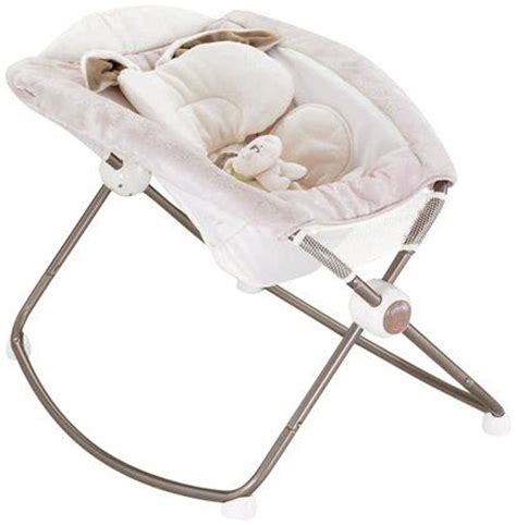 Baby Hammock Sleeper by Fisher Price Snugabunny Deluxe Rock N Play