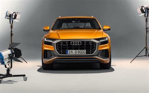 Audi Q8 S Line by Audi Q8 50 Tdi Quattro S Line 2018 4k Wallpapers Hd