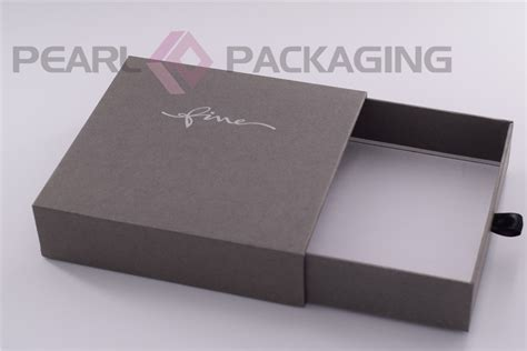 Cardboard Drawer Boxes by Drawer Box With Ribbon Puller For Belt Jewelry