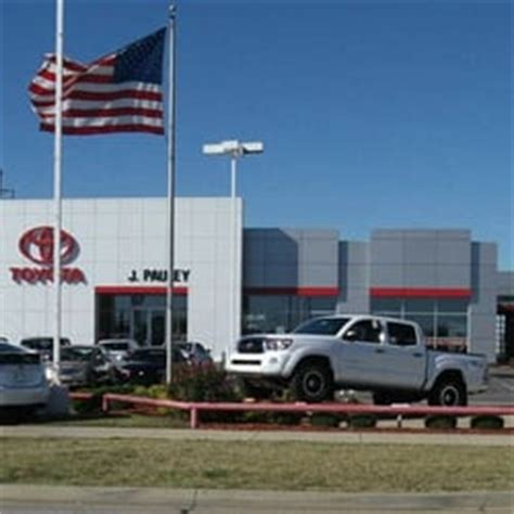 pauley toyota car dealers    st fort smith
