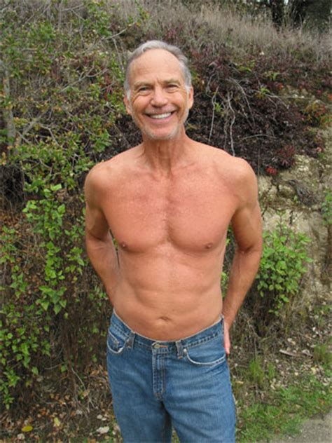 pictures of men 65 or over how is 67 year old john robbins holding up food