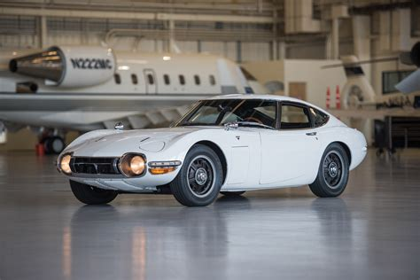 Cars Made By Toyota The Most Beautiful Car Toyota Made Was 50 Years Ago
