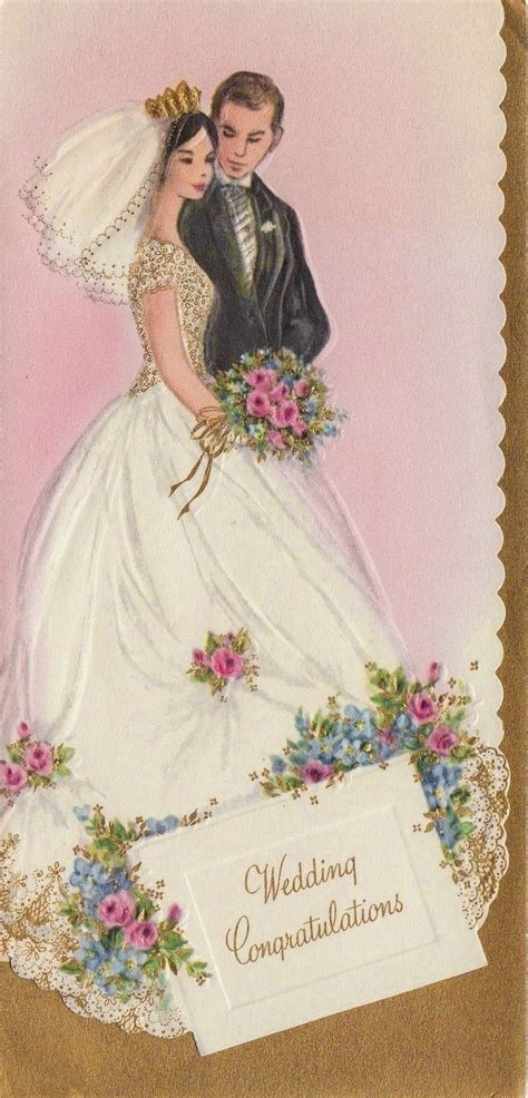 Wedding Card Vintage by 17 Best Images About Bruid In Tekening On