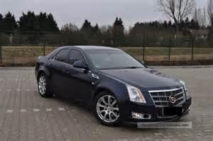 2008 Cadillac Cts Sport 2008 Cadillac Cts 3 6 V6 Sport Luxury Auto Car Photo And