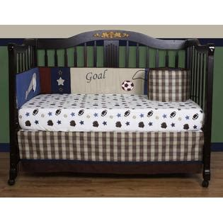 Sports Crib Bedding Sets Geenny Classic Sports 13pcs Crib Bedding Set Baby Baby Bedding Bedding Sets Collections