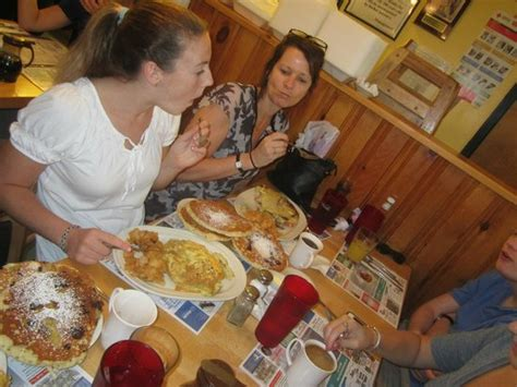 country pancake house menu lots of food picture of country pancake house ridgewood tripadvisor