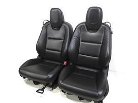 2012 camaro ss leather seat covers replacement chevy camaro ss 2ss heated black leather oem
