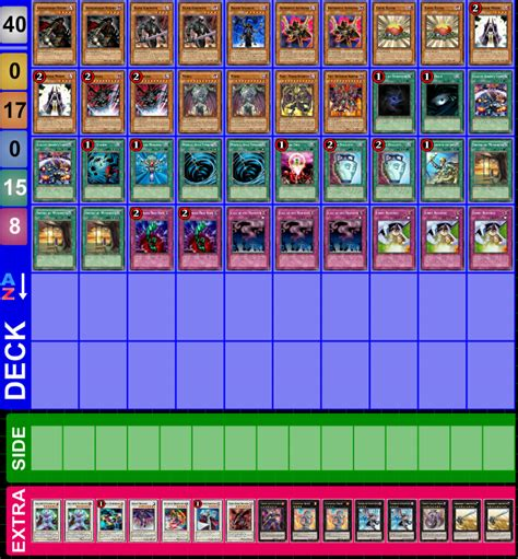 yugioh xyz structure deck xyz yubel deck on dueling network by kelptic183 on deviantart