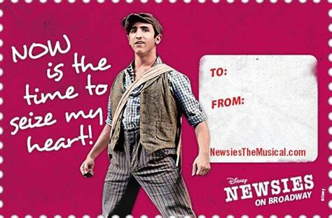 newsies spreads the with shareable printable