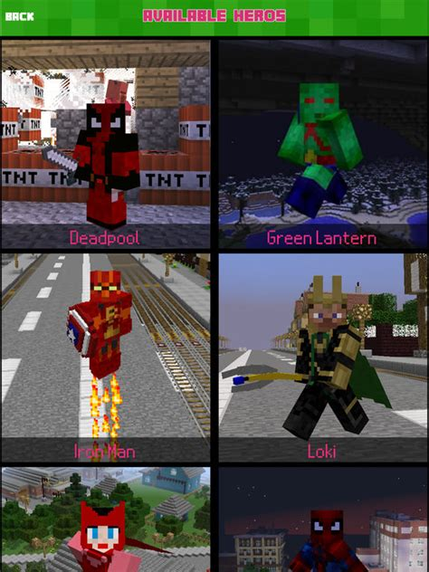 x mod game on pc app shopper superhero mod heroes mods for minecraft