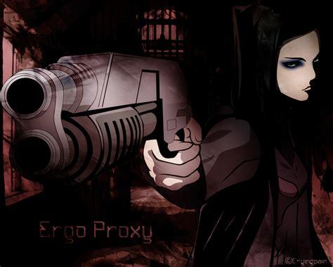 ergo proxy anime anime art ergo proxy miscellaneous image 0002