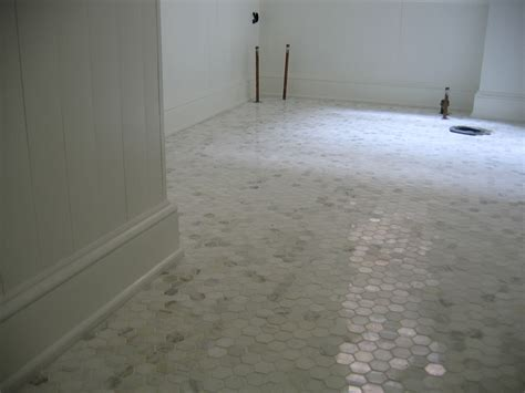 Bathroom Flooring by Bathroom Tiles And Paint Door Sixteen