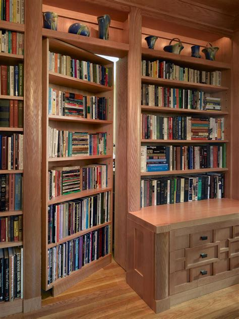 21 Beautiful Bookcases And Creative Book Storage Ideas Hgtv Beautiful Bookshelves