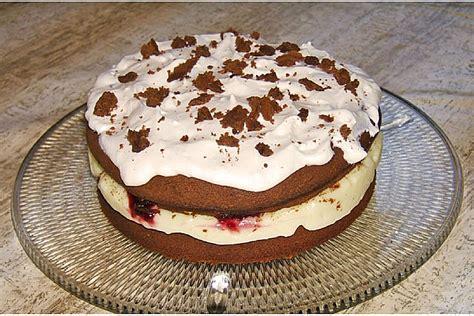 schokoladen kirsch kuchen schokoladen kirsch kuchen zimtsternie chefkoch de
