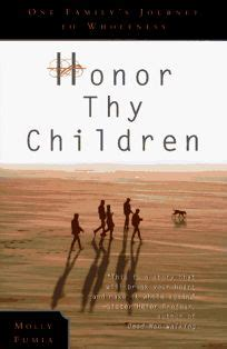 honor thy books nonfiction book review honor thy children one family s