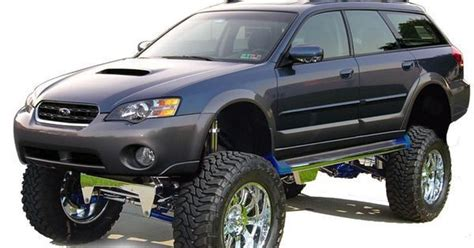 1998 subaru outback lifted custom lifted subaru outback imgkid com the image