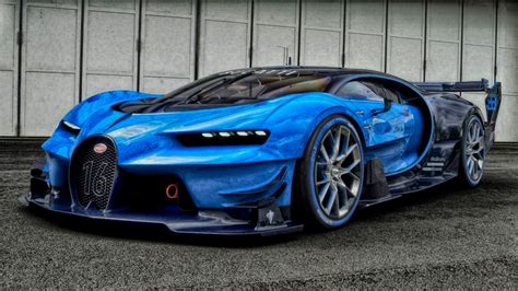 Bugatti Vision Gran Turismo In HDR by XxAries1970xX on