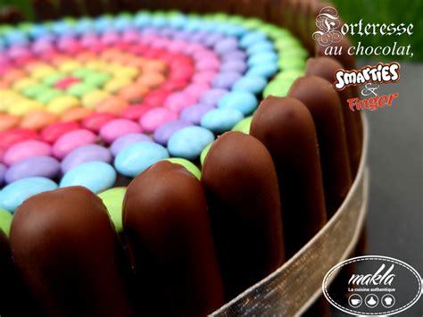 駘駑ent cuisine ind駱endant forteresse au chocolat smarties et finger makla la