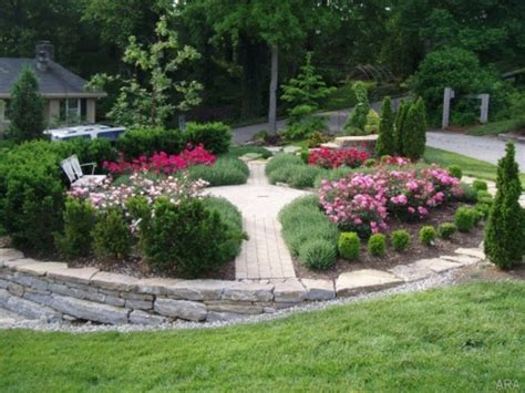 Backyard Landscaping Ideas Front Garden Ideas Garden Edging Ideas