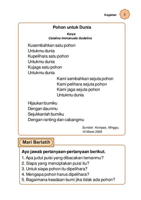 Akrab Dengan Dunia Ipa 1 Untuk Kelas I 1 Sd Dan Mi bahasa indonesia kelas 2