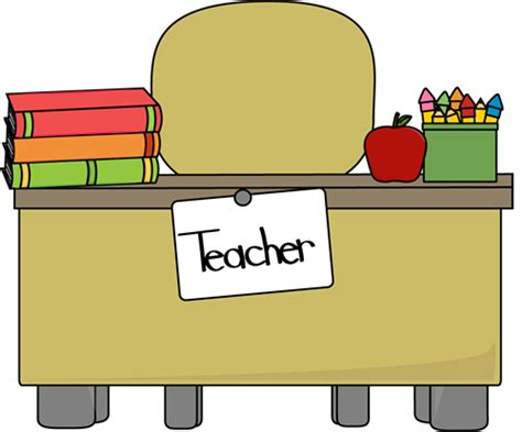 Boy At Desk Clipart Clipart Panda Free Clipart Images Student Desk Clip