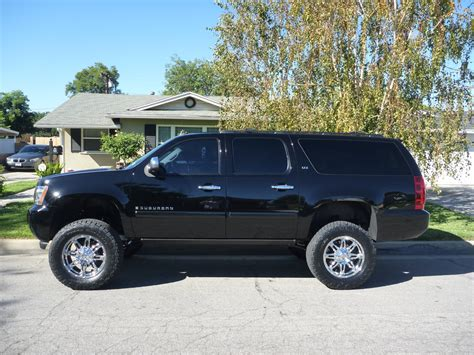 chevrolet suburban lifted chevy suburban ltz 4x4 black 2015 autos post