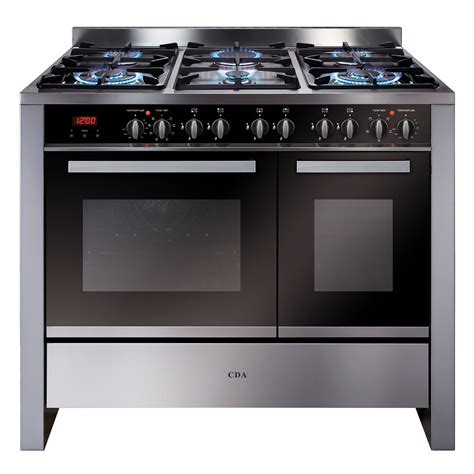 Oven Gas Bintang Top Cda Rv1002ss 100cm Wide Oven Review Housekeeping Institute