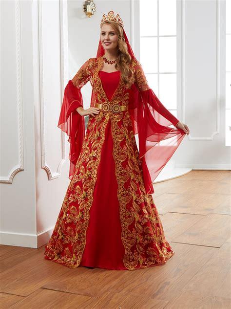 Kaftan Set caftan set turkish traditional clothes caftan