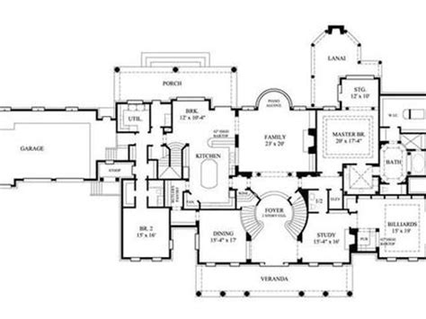 Gothic Floor Plans 5 story houses with pools luxury 2 story georgian house
