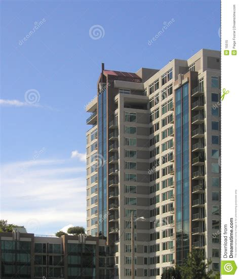 Apartments In Seattle Bellevue Bellevue Highrise Royalty Free Stock Photo Image 15515