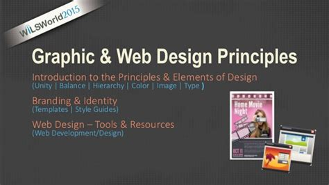 web layout principles graphic and web design principles