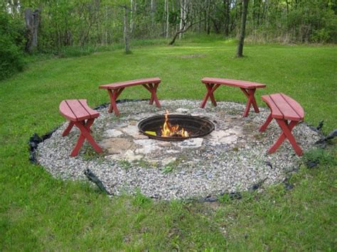 build a firepit 35 diy pit tutorials stay warm and cozy