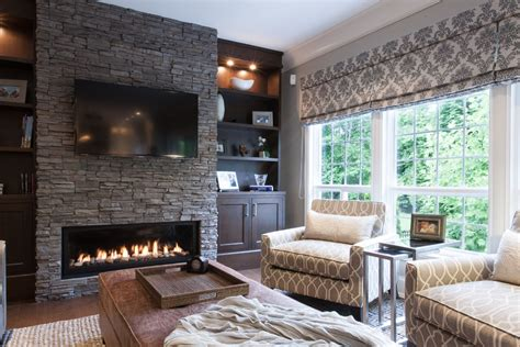 Electric fireplace ideas and bookshelves in bedroom bedroom rustic