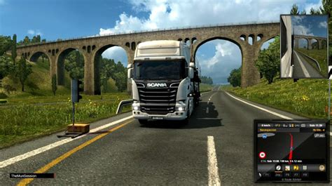 Trucker Carlcox 5 themunsession motorsport gaming truck