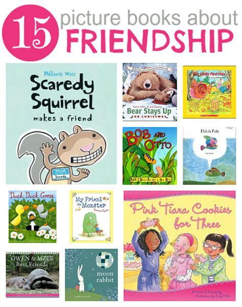 picture books for kindergarten 15 picture books about friendship