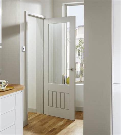 Interior Doors Uk White Primed Glazed Doors