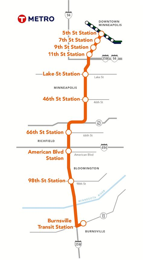 orange line map chicago metro orange line more than the sum of its parts metro