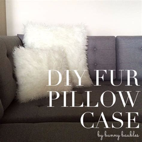 How To Make A Pillow At Home by 35 Diy Pillowcases You Need In Your Bedroom Today Diy
