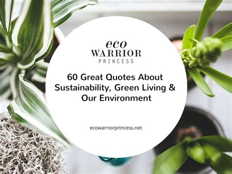 Great Green Idea Eco Friendly Denim by 60 Great Quotes About Sustainability Green Living Our