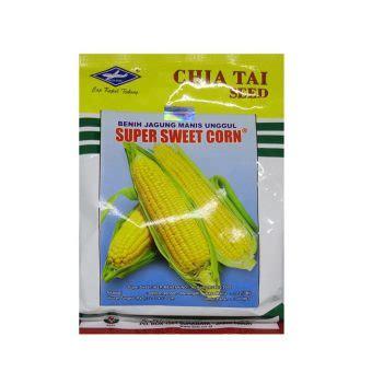 Benih Jagung Cap Kapal Terbang benih jagung sweet corn 250 gram kapal terbang