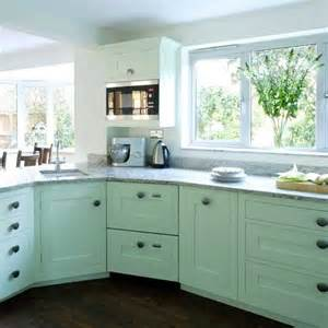 Teal Kitchen Cabinets by Teal Kitchen Cabinets How To Paint Them Homesfeed