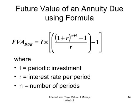 future value of annuity due table annuity due table formula brokeasshome com