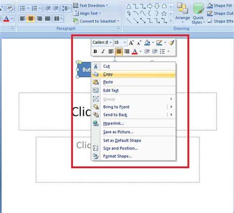 membuat link button dengan html cara membuat tombol button keren dengan power point