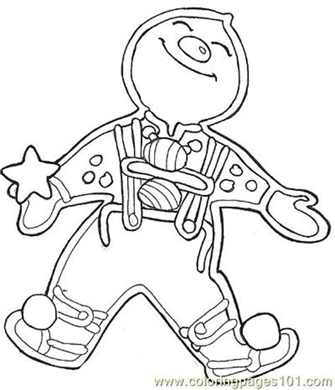 gingerbread baby coloring page coloring pages gf mural gingerbread baby reversed
