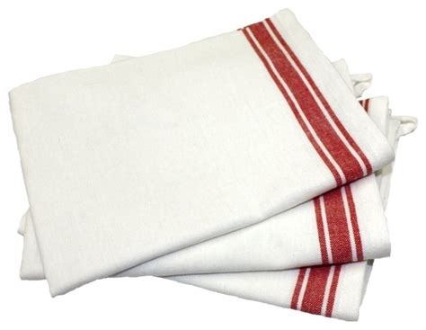 kitchen towels martha s vintage dish towels striped