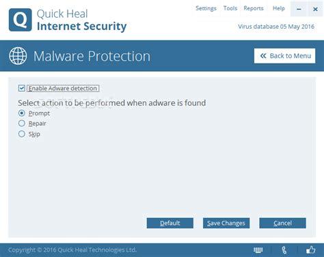 quick heal security reset password quick heal internet security download