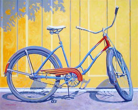 bike painting grease lightnin bicycle