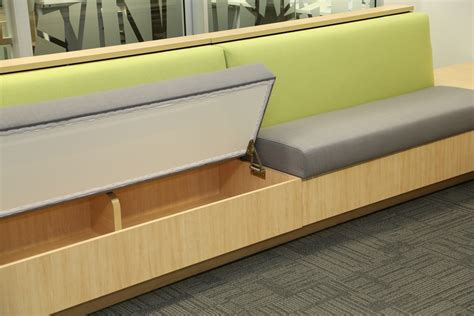 storage banquette seating acquaint banquette seating inbuilt hinged storage
